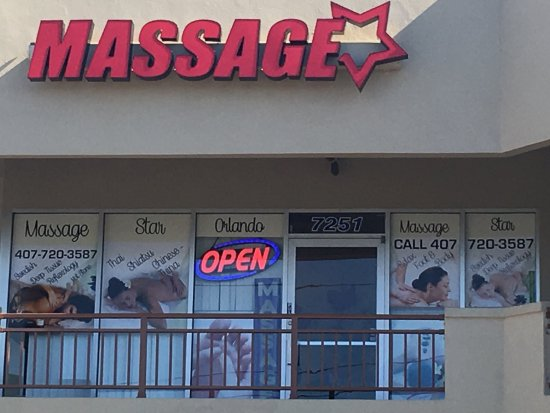 Massage Star Orlando