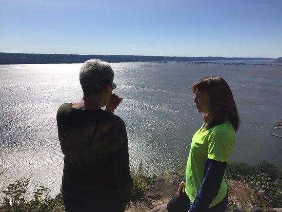 Nyack, NY: Enjoy the views from Hook Mountain Guided Hikes!