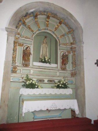 Figueiro dos Vinhos, Portekiz: Igreja Matriz de Figueiró dos Vinhos (altar inside)