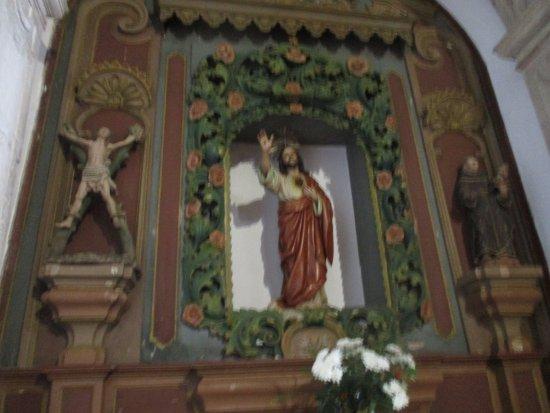 Figueiro dos Vinhos, Portekiz: Igreja Matriz de Figueiró dos Vinhos (another altar)