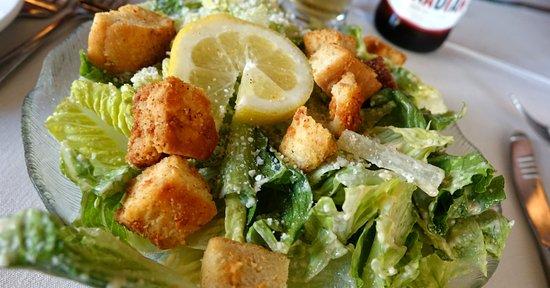 Γουίλιαμσβιλ, Νέα Υόρκη: Side Caesar Salad