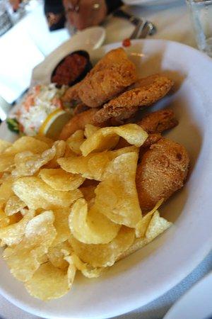 Γουίλιαμσβιλ, Νέα Υόρκη: Fried Shrimp