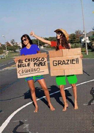 Casarano, Italia: Non siate impazienti. Sono aperto dal 1983 , e posso aspettare.