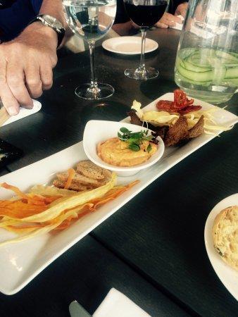Georg Ots Spa Hotel Restaurant: Food