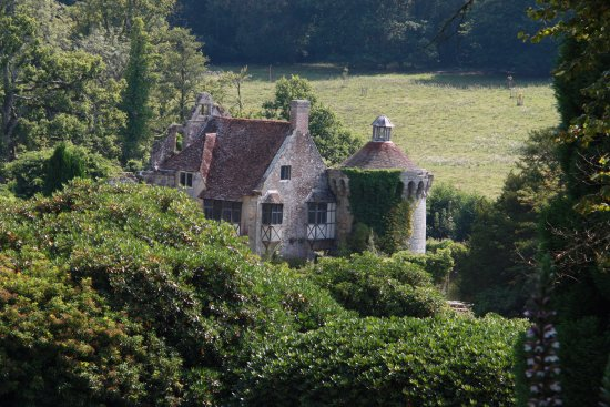 Lamberhurst, UK: Old Castle/House