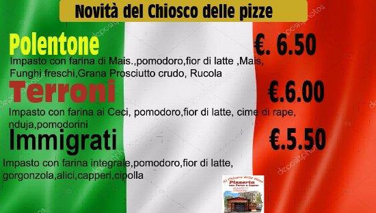 Casarano, Italia: Vera  Pizzeria Italiana