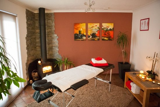 Haverfordwest, UK: treatment room