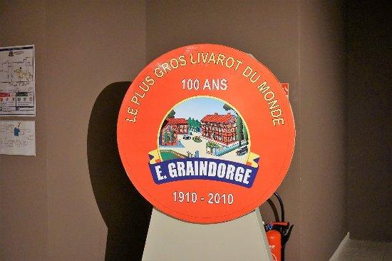 Livarot, France: Graindorge_2