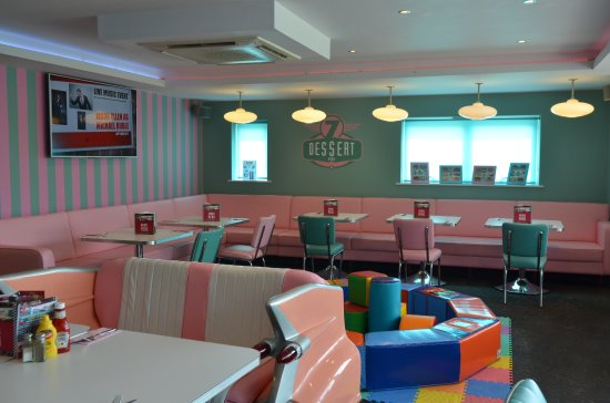 Interior - Picture of 7 Hotel Diner, Halstead - Tripadvisor