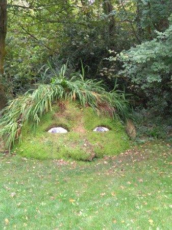 St Austell, UK: Lost Gardensof Heligan