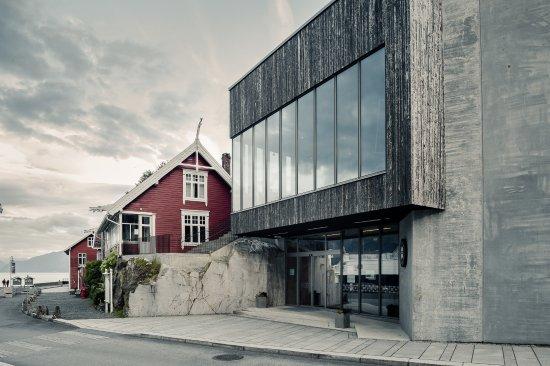 Балестранд, Норвегия: Facade