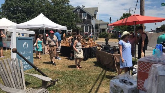 Block Island Arts & Crafts Guild Fair