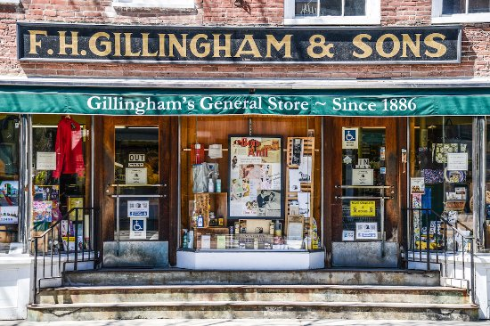 FH Gillingham & Sons General Store