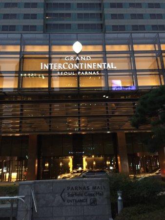 Grand InterContinental Seoul Parnas : photo0.jpg