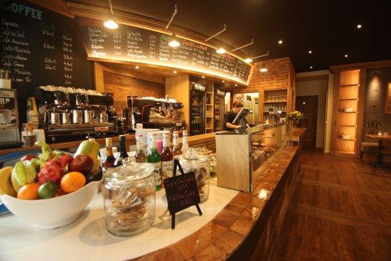 mahlwerk coffee warnem nde restaurant bewertungen On familienhotel warnemunde