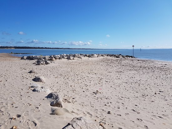 Mudeford Sandbank Beach