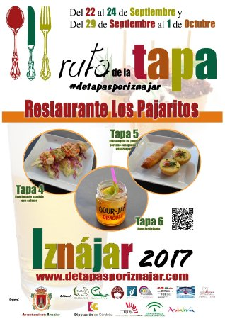 ‪‪Iznajar‬, إسبانيا: Bar Restaurante Los Pajaritos‬