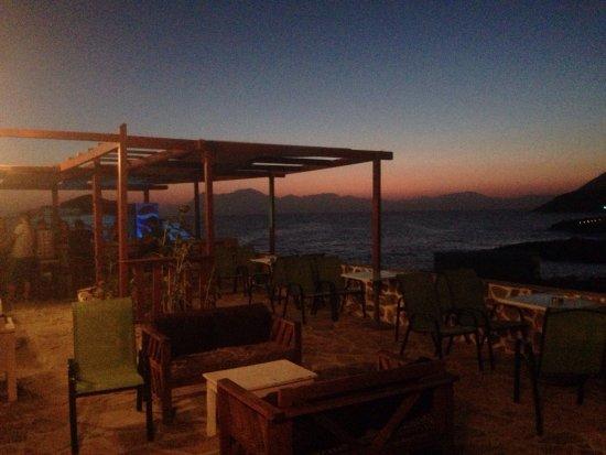 Fry, Hellas: Εν Πλω Καφέ