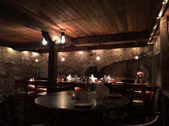 Placerville, Californien: Cellar location