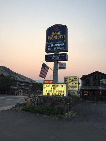 Best Western By Mammoth Hot Springs: photo2.jpg
