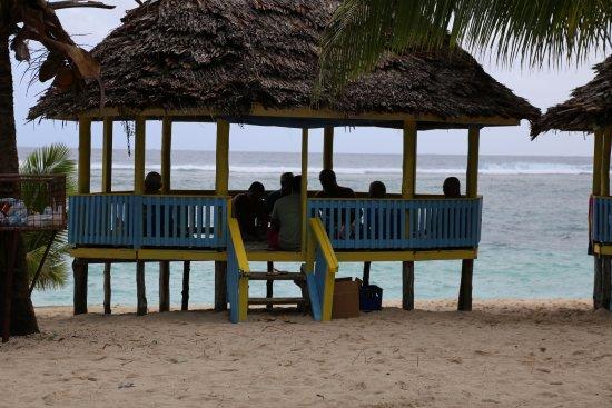 Lalomanu, Samoa: chilling