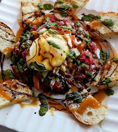 arugula: Must Visit Chef George at his restaurant! What a Wonderful Guy!
