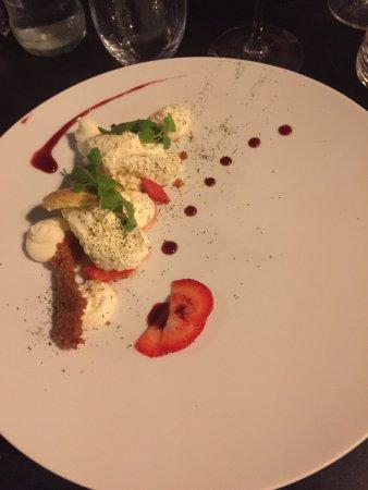 Lesquin, Francia: Dessert de folie.