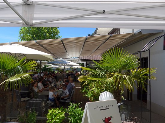 Lugnorre, สวิตเซอร์แลนด์: Lauschige Terasse
