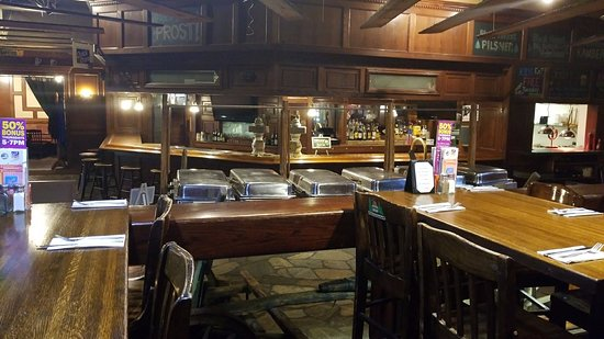 Black Forest Brew Haus: Black Forest Brewhaus buffet area