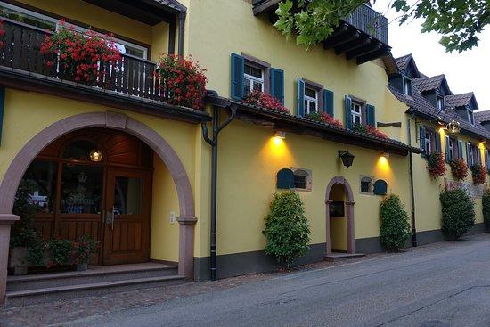 Hotel Krone in Achkarren