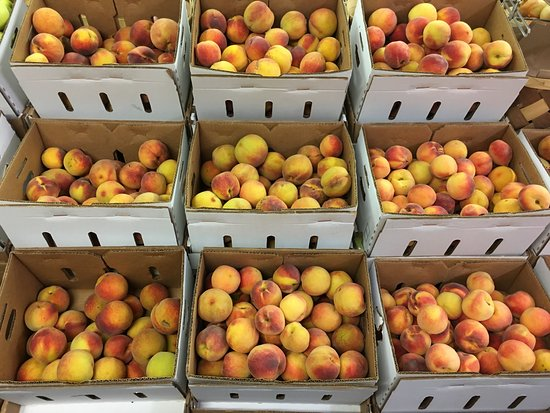 Bedford, VA: Fresh Orchard Peaches