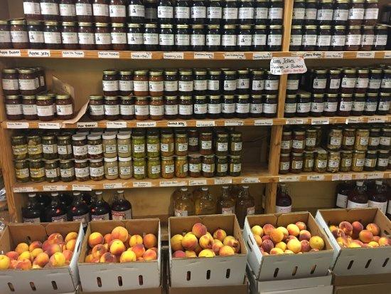 Bedford, VA: Orchard Jams