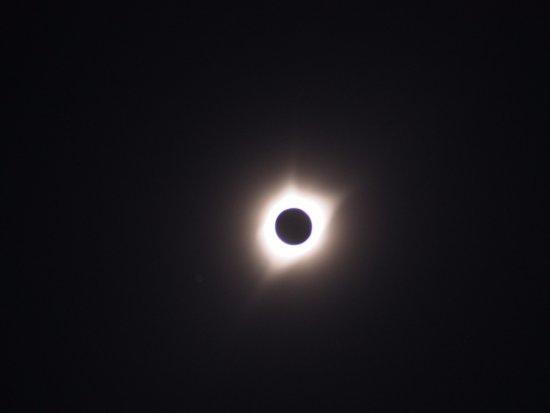 Grand Teton: Eclisse