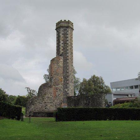 Antrim, UK: Ruins