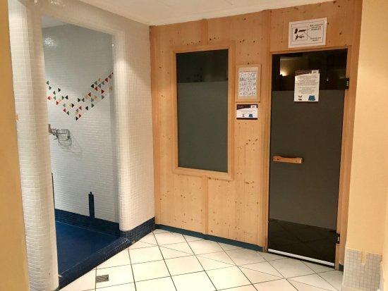 Hotel Erhart: Sauna 1
