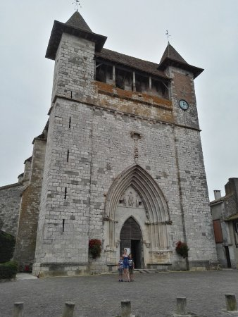 Villereal, Frankrike: De Kerk