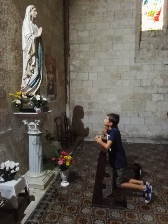Villereal, France: De heiligen