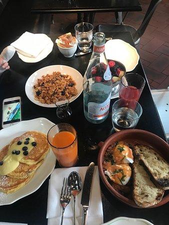 Photo of Italian Restaurant Locanda Verde at 377 Greenwich St, New York, NY 10013, United States