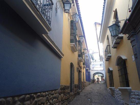 Rua Jaén