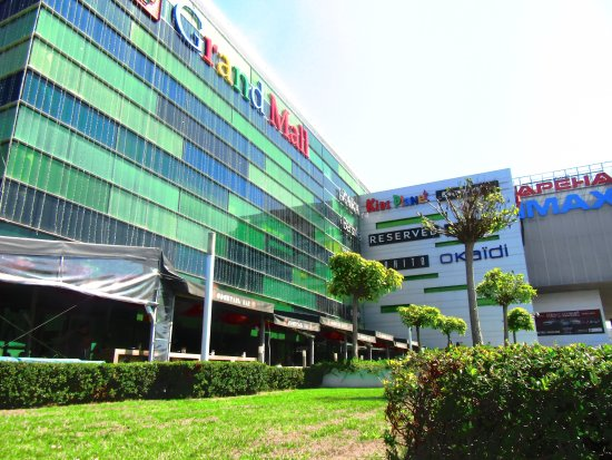 Grand Mall Izobrazhenie Grand Mall Varna Tripadvisor