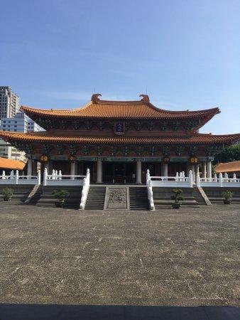 孔廟忠烈祠照片