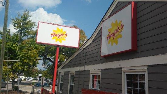 Garner, NC: Angie's Restaurant