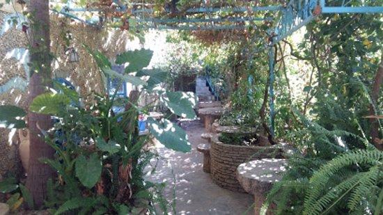 Hotel Molino: les chambres sur le jardin