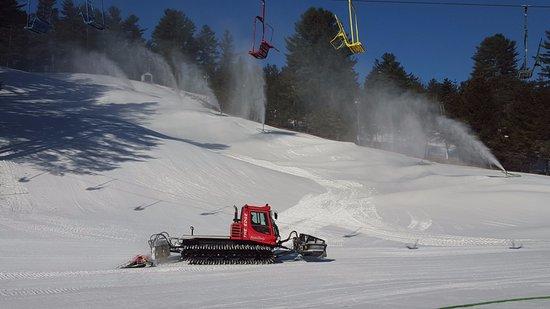 Auburn, ME: We're always making snow!