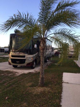 Arcadia, Φλόριντα: Cross Creek RV Resort