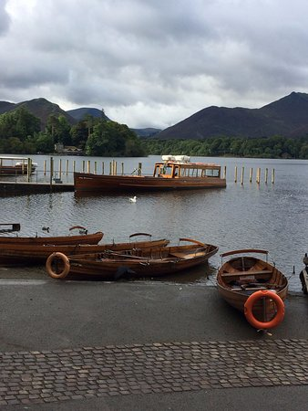 Derwentwater: A wonderful boat trip on Derwent water