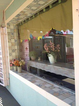 Ipora: Fachada da janela
