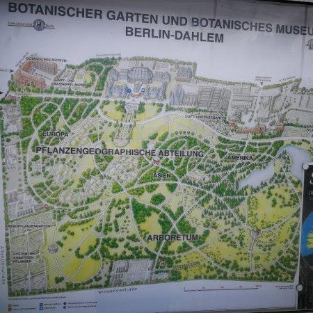 Botanischer Garten Berlin: Botanical Garden