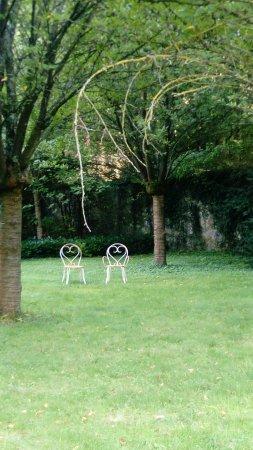 Parc du Domaine de Madame Elisabeth : Promenade bucolique