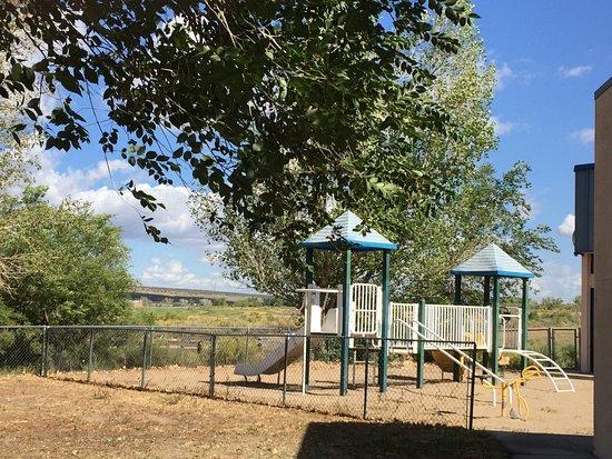 Towaoc, Κολοράντο: Views from/around sleeping Ute RV park